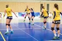DSHS SnowTrex Köln beim Volleyball-Team Hamburg zu Gast (Foto: Martin Miseré)