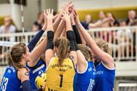 Wird als Mannschaft über sich hinauswachsen müssen, um beim ungeschlagenen Tabellenführer zu bestehen: Das Team DSHS SnowTrex Köln (Foto: Martin Miseré)