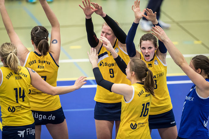 DSHS SnowTrex Köln holt erstmals Bronze in der Meisterschaft (Foto: Martin Miseré)