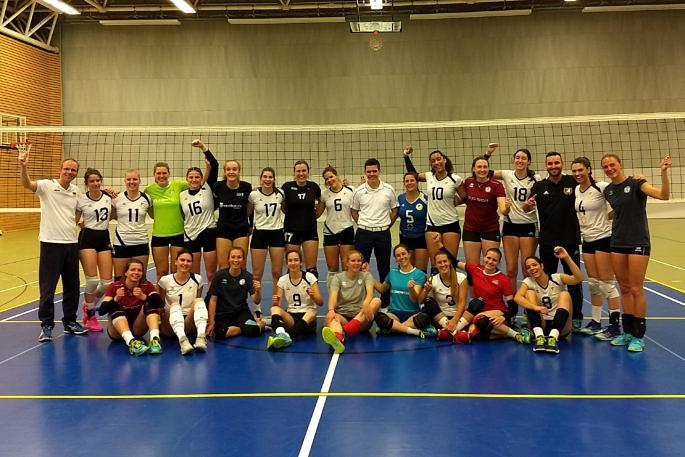 DSHS SnowTrex Köln gewinnt gegen ungarische U21-Uniauswahl (Foto: Martin Miseré)